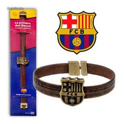 Pulsera oficial del F.C.Barcelona