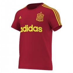 Camiseta roja Selección Española Euro16 Adidas