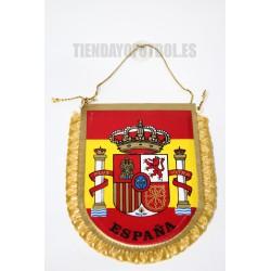 Banderín pequeño oficial España