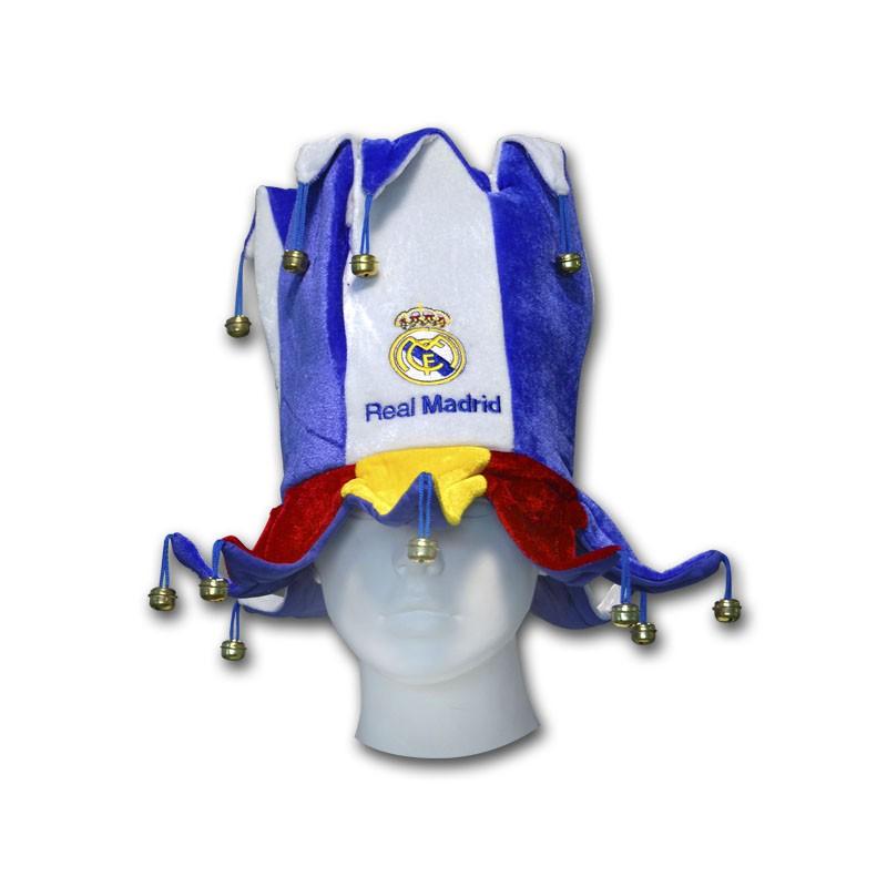 gorro loco Real Madrid. Loading zoom 48313073affb