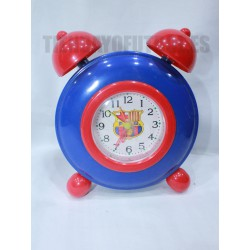 Reloj Despertador redondo FC Barcelona