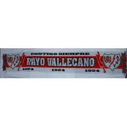 Bufanda Rayo Valllecano Contigo siempre