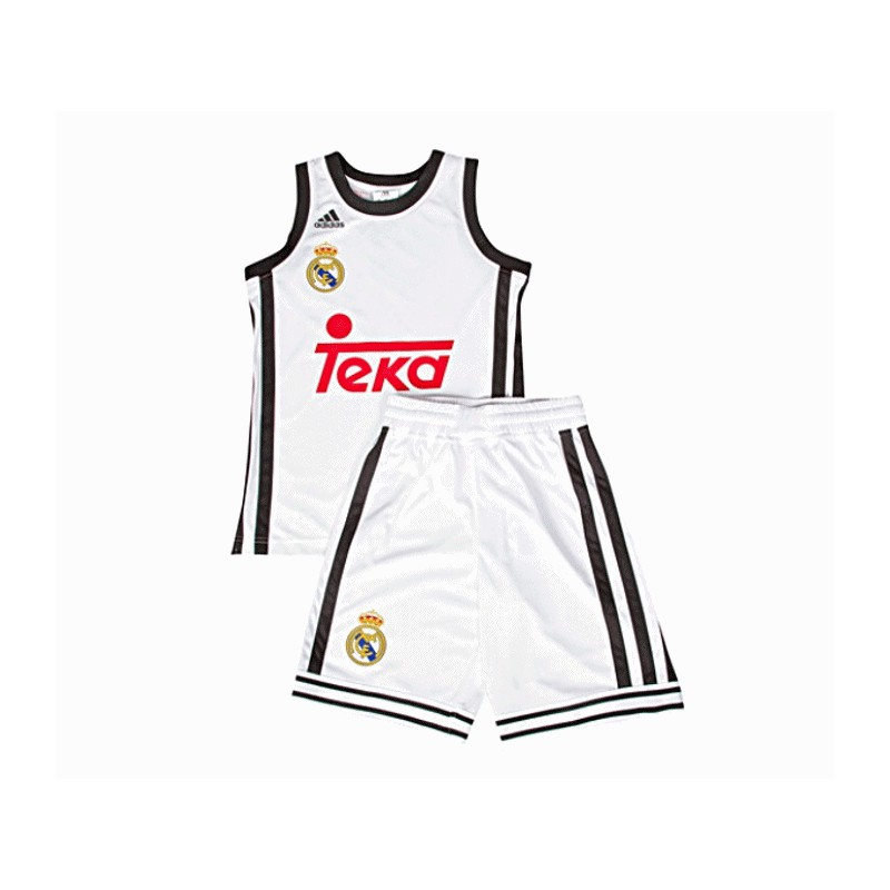 Chandal Baloncesto Real Madrid Niño TEKA. Loading zoom 7ccdad4134524