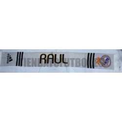 "Bufanda del Real Madrid ""RAUL"""