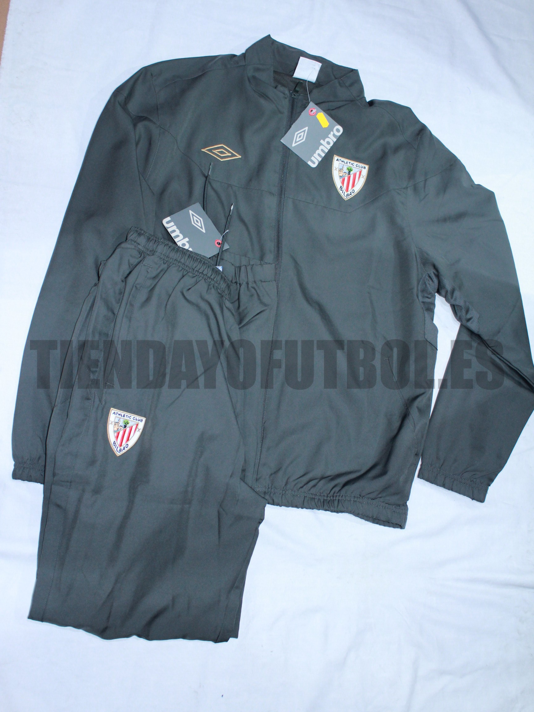 2fcca878374dc Chandal Oficial Athletic Bilbao
