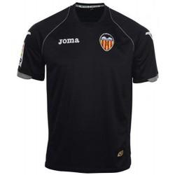 Camiseta negra  Valencia CF Joma