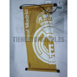 Estandarte nº 4 Real Madrid CF