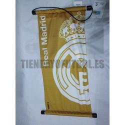 Estandarte nº 4  Real Madrid CF