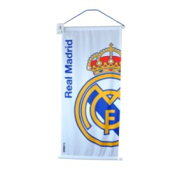 Estandarte grande nº 5 Real Madrid CF