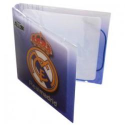 Porta Video-juegos /CD oficial Real Madrid CF