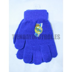 Guantes de lana Real Madrid Cf