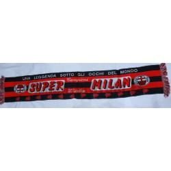 """Bufanda del AC Milan """"Super Milan"""""""