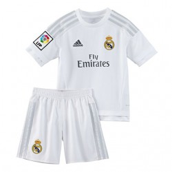 Kit 1ª Jr. 2015-16 Real Madrid CF ADIDAS