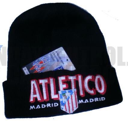 Gorro Lana del Atletico de Madrid  9e9d10ca848