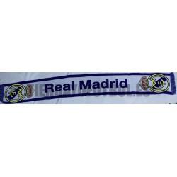 Bufanda oficial Real Madrid Azul clásica