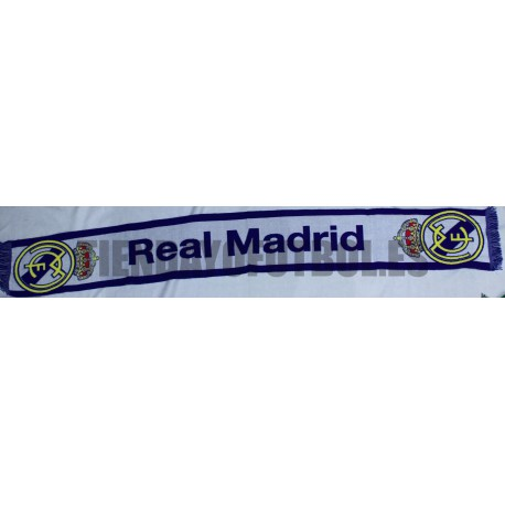 Bufanda Real Madrid -1