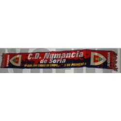 Bufanda del CD Numancia de Soria