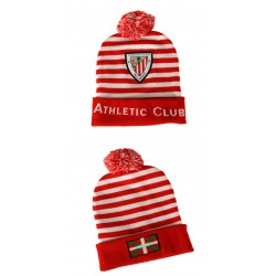 Gorro  Pompón Lana Athletic Club de Bilbao