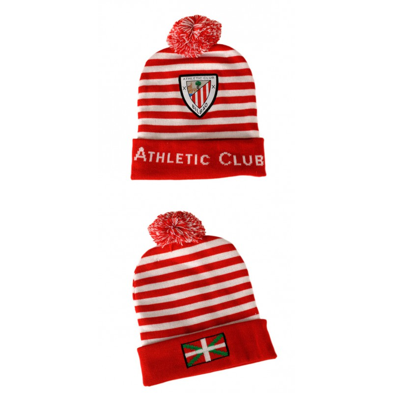 Gorro Pompón Lana Athletic Club de bilbao. Loading zoom d9c0a4ca78b