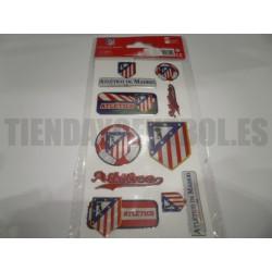 Pegatinas oficial Atlético de Madrid