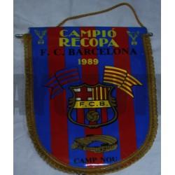 Banderin fc barcelona