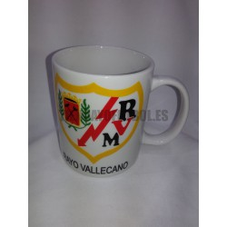 Taza Mug Rayo Vallecano de Madrid