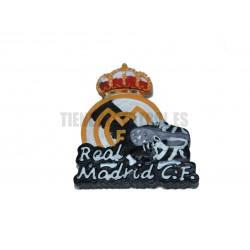 Imán oficial Real Madrid CF Botas