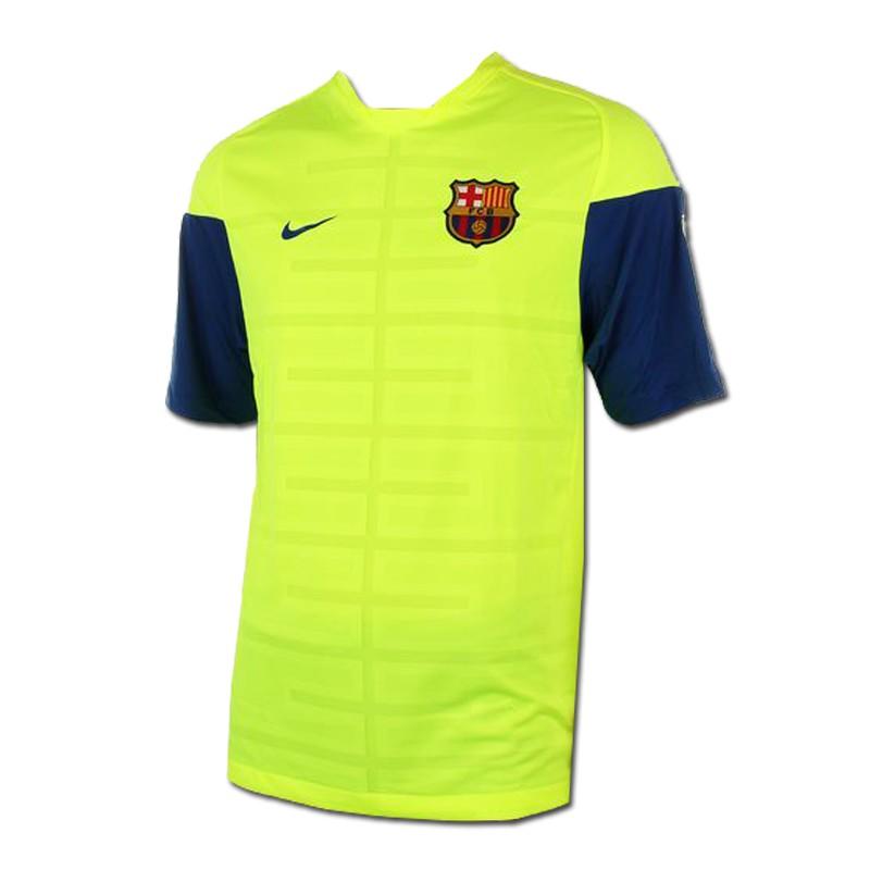 equipacion entrenamiento Barcelona deportivas