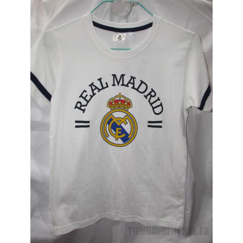 592f428d98c Camiseta Algodón Real Madrid | Camiseta Real Madrid Algodon ...