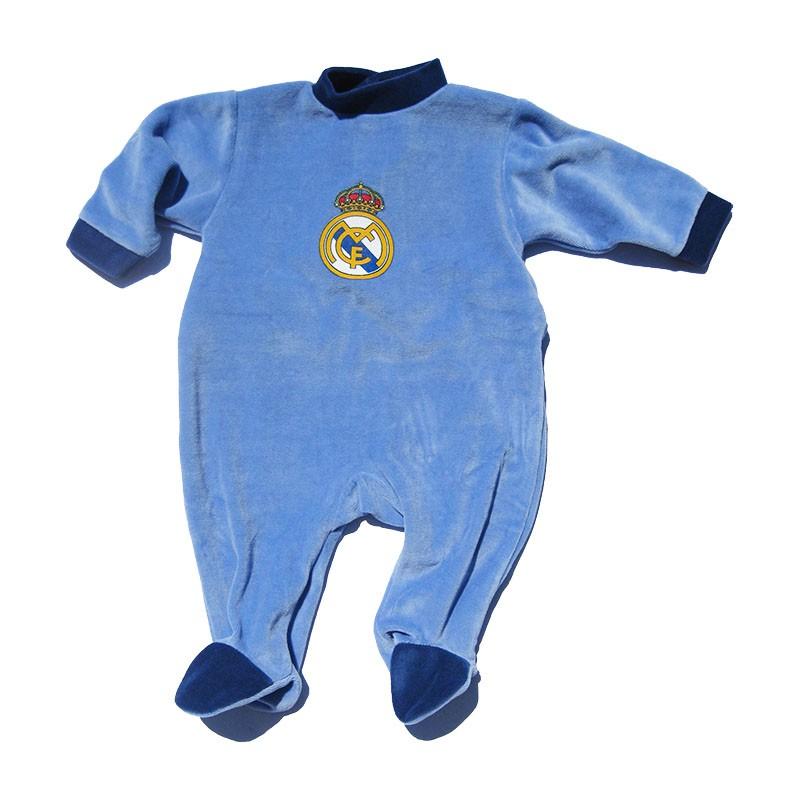 61eb8463f Pijama bebé invierno del Real Madrid. Loading zoom