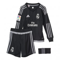 Kit portero 2015/16 Real Madrid CF. Adidas