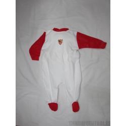 Pelele-pijama oficial Sevilla FC