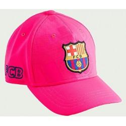 Gorra FC Barcelona  soccer FUCSIA