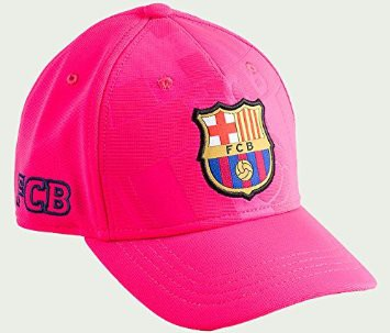 Gorra FC Barcelona rosa  cb55bd5480e