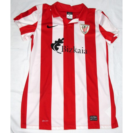 Camiseta Athletic Club mujer