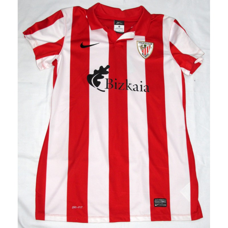 80e6b399584f9 Camiseta 1ª mujer Athletic Club de Bilbao Nike. Loading zoom