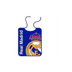 Babero azul Real Madrid
