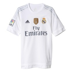 Camiseta 1ª 2015/16 Real Madrid CF: ADIDAS   NUEVO