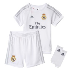 Mini Kit 1ª BEBE 2015/16 Real Madrid CF Adidas