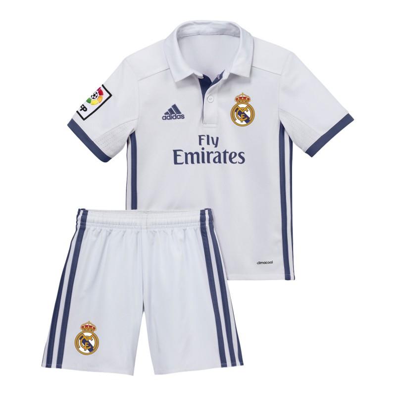 33f707be07219 Nuevo Mini Kit 1ª 2016 17 Real Madrid CF Adidas. Loading zoom