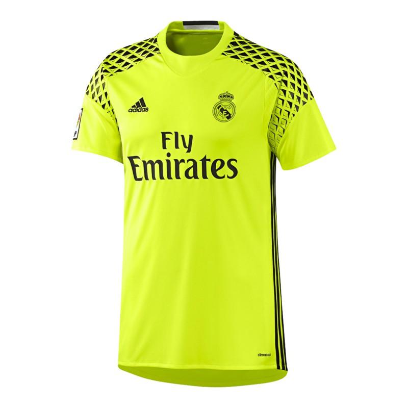 a8724f3dbec3c NUEVO Camiseta 2ª portero 2016 17 Real Madrid CF. Loading zoom