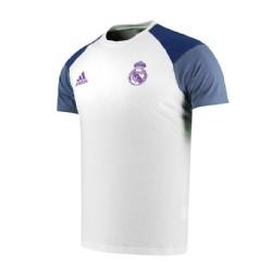 b652b26b1d9 Camiseta Niño entreno Real Madrid Blanca | Camiseta Real Madrid CF ...