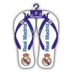 Chanclas playa - piscina Real  Madrid CF