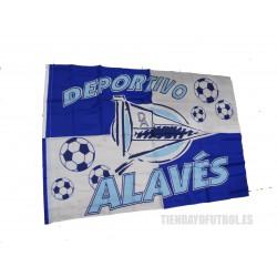 Bandera Grande del Deportivo Alavés