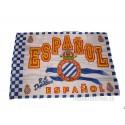 Bandera  R.C.Deportivo Espanyol de Barcelona