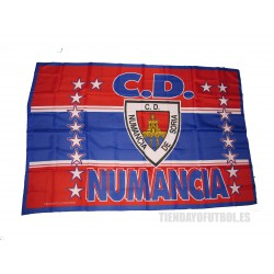 Bandera del Numancia