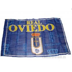 Bandera del Oviedo