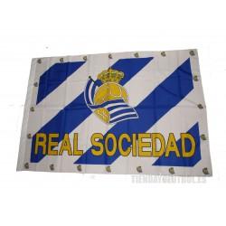 Bandera de la Real Sociedad
