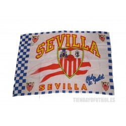 Bandera del Sevilla F.C.