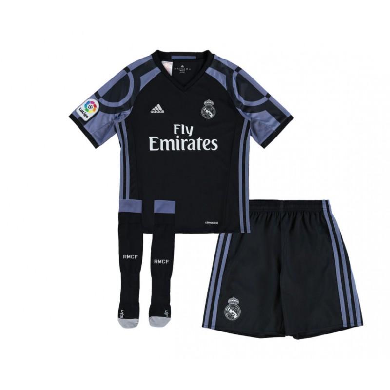 a7f9facb08392 Mini Kit 3ª 2016 17 Real Madrid CF Adidas. Loading zoom